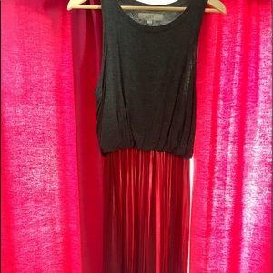 LOFT shirt-skirt dress